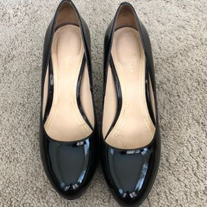 Cole Haan Patent Leather pumps, size 7B